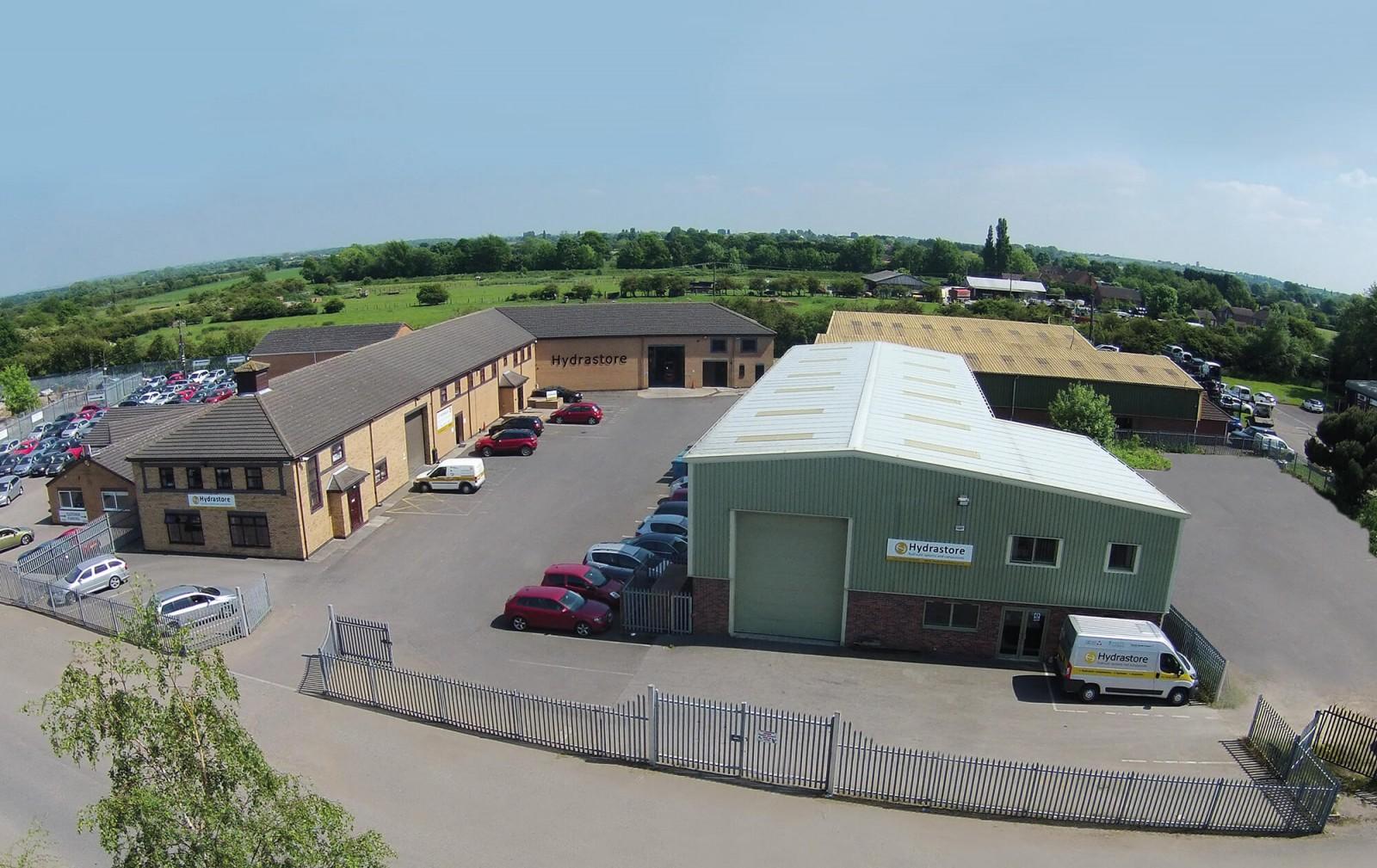 Hydrastore premises Sandtoft Industrial Estate, Belton, Doncaster