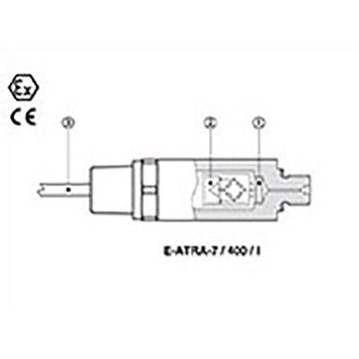 Ex-proof pressure transducers