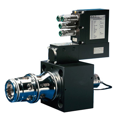 Proportional control with integral digital driver with or without transducer - ATEX or IECEX certification product image