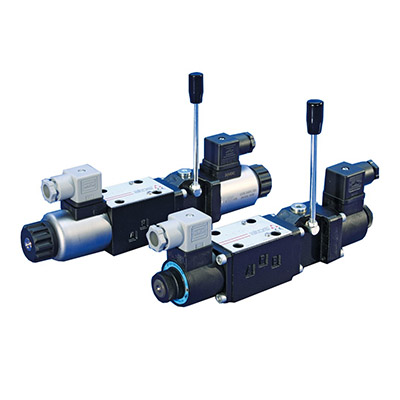 Solenoid valves, special executions