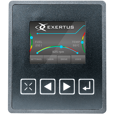 Exertus product example