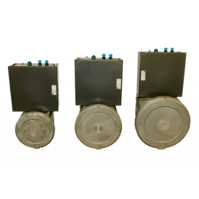 EX d / EX e ENCLOSURES component from Hetronic